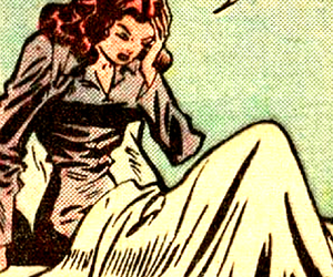 comic, vintage, and work image