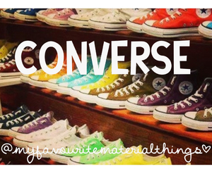brand, colourful, and converse image
