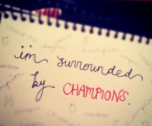 doodles, encouragement, and typography image