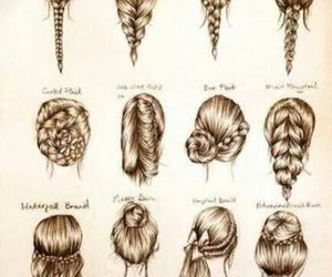 hairstyles, beautiful, and hair image
