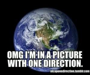 one direction, funny, and picture image