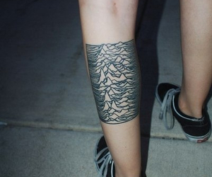 tattoo, joy division, and vans image