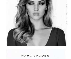 Jennifer Lawrence, marc jacobs, and beauty image