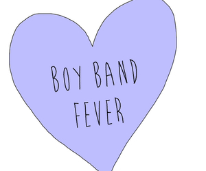 transparent, heart, and boybands image
