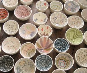 aida, ceramics, and circles image