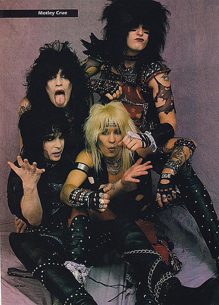 nikki sixx, tommy lee, and vince neil image