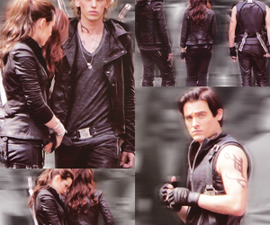 izzy, jace, and the mortal instruments image