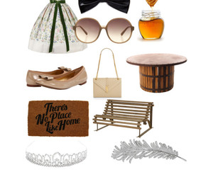 vintage, party, and Polyvore image