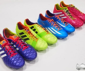 adidas, soccer shoes, and 2014 image