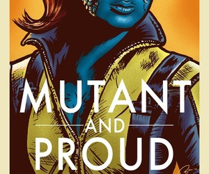 Marvel, mutant, and mystique image