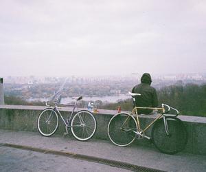 bike, boy, and vintage image
