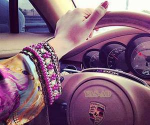 car, hand, and baloch image