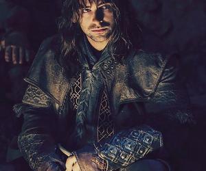 kili, the hobbit, and aidan turner image