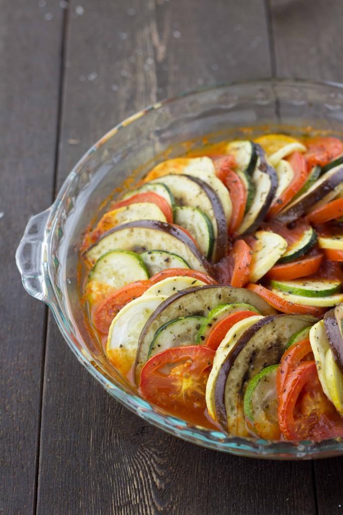 casserole, eggplant, and ratatouille image