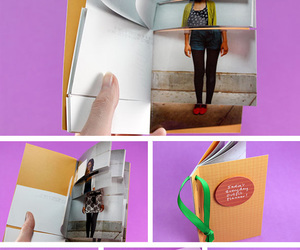 book, clothes, and creative image