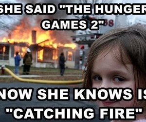 lol, catching fire, and fire image