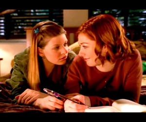 alyson hannigan, btvs, and buffy image