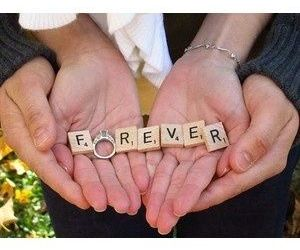 couple, life, and forever image