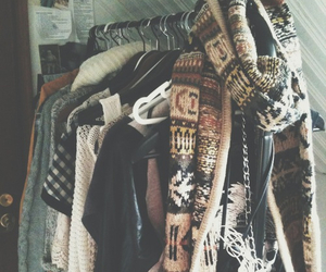 clothes, winter, and sweater image