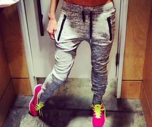 style, sport, and nike image