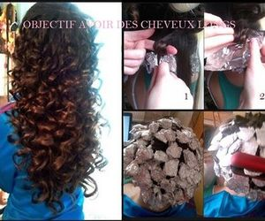 cheveux and tuto image