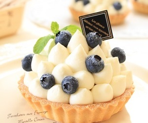 blueberry, sweet, and tart image