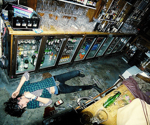 boy, drunk, and alcohol image