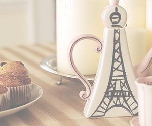 paris, cupcake, and muffin image