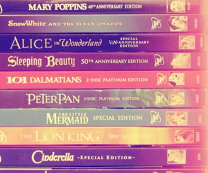 alice in wonderland, the little mermaid, and beauty and the beast image