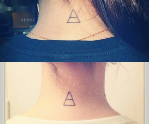 air, mars, and tattoo image