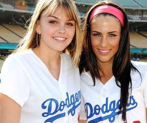 dodgers, Jessica Lowndes, and aimee teegarden image