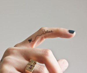 belive and tattoo image