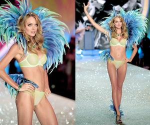 Lindsay Ellingson, model, and Victoria's Secret image