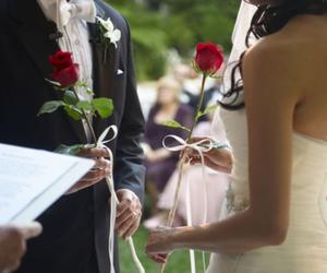 couple, love, and wedding image