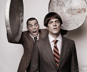 Johnny Knoxville, steve-o, and jackass image