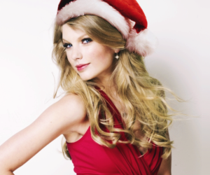 Taylor Swift, christmas, and pretty image