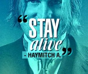haymitch and the hunger games image