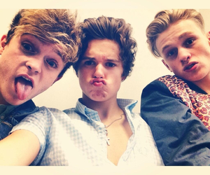 the vamps, Connor, and tristan image