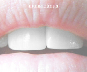 kiss, mouth, and pink image