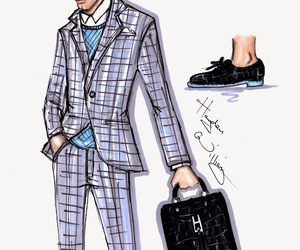 hayden williams, drawing, and fashion image