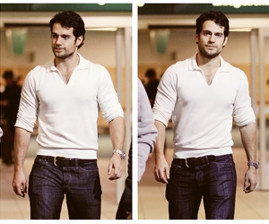 clark kent, Henry Cavill, and sexy image