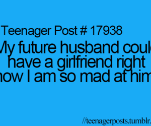 funny, teenager post, and husband image