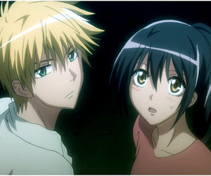 kaichou wa maid sama, anime, and manga image