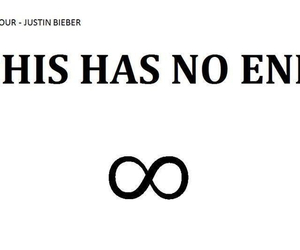 end, justin, and no image