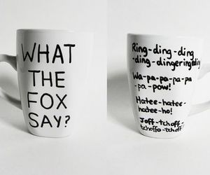 fox, what does the fox say, and ylvis image