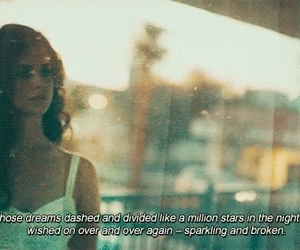 lana del rey, ride, and quote image