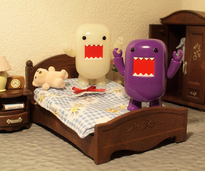bed and domo image