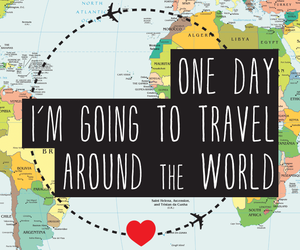 travel, world, and cute image