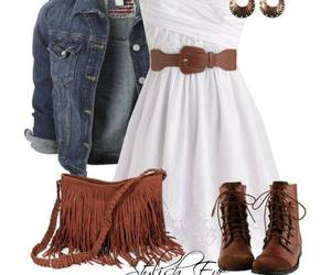 spring dress image