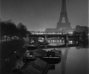 paris, eiffel tower, and vintage image